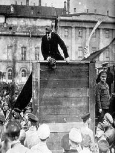 انقلاب بلشویکی روسیه