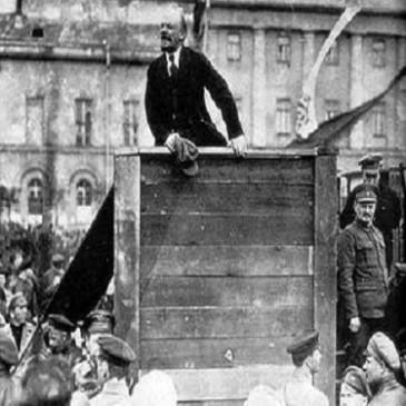 انقلاب بلشویکی در روسیه