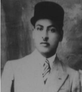 مرحوم سيد حسين حسن نيا