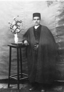 مرحوم غلامرضا مومنون