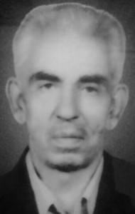 مرحوم حاج كريم حاجي موسي