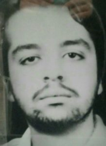 شهيد غلامحسين حسيني نبوي