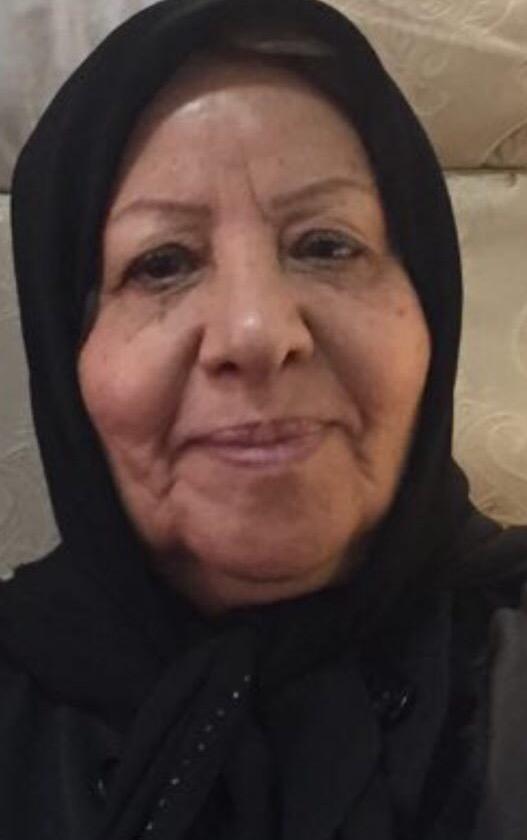 حاجيه شمس الملوك تهراني راد