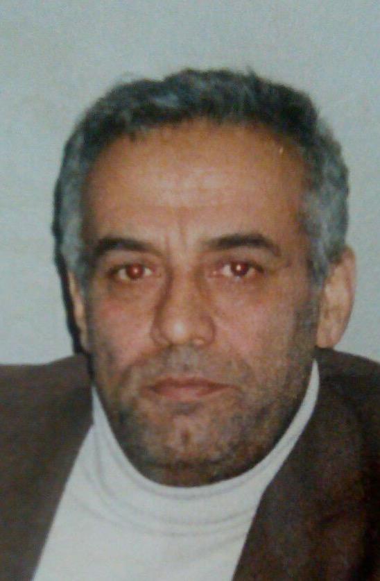 مرحوم حاج حسين قندي